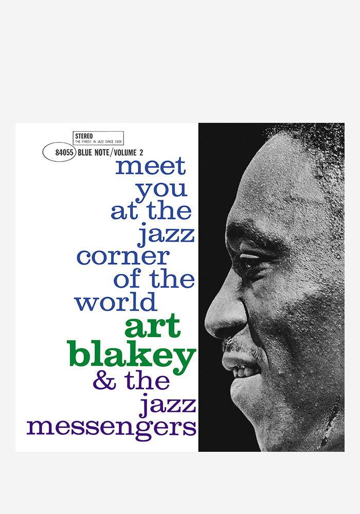 ART BLAKEY & THE JAZZ MESSENGERS Meet You At The Jazz Corner Of The World, Vol. 2 LP