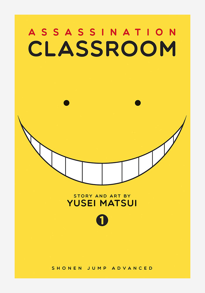 VIZ MEDIA Assassination Classroom Vol 1 Manga