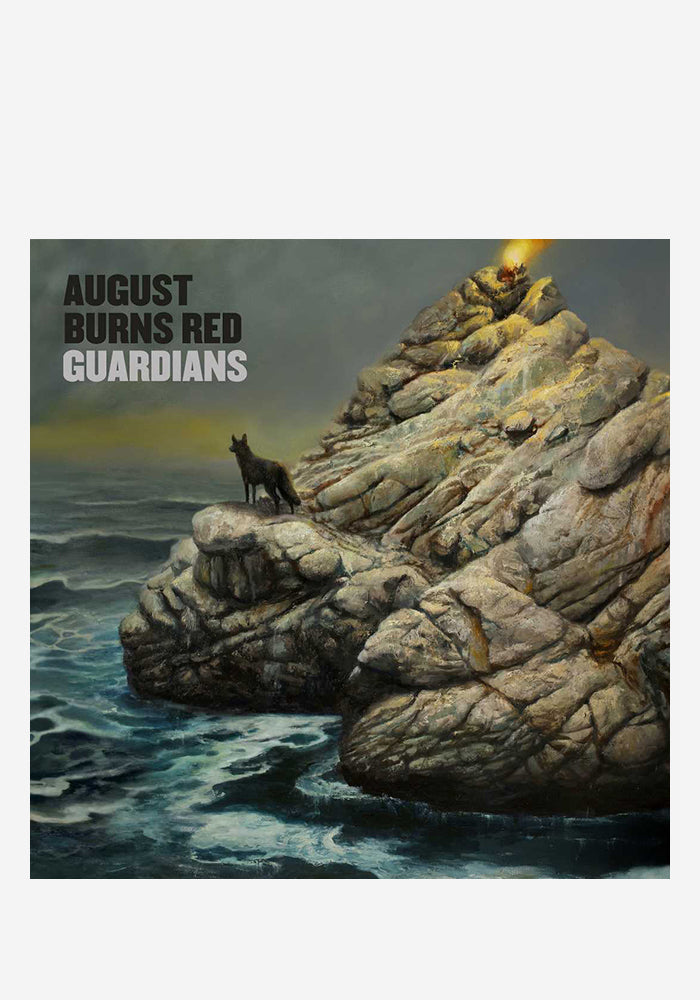 AUGUST BURNS RED Guardians CD (Autographed)