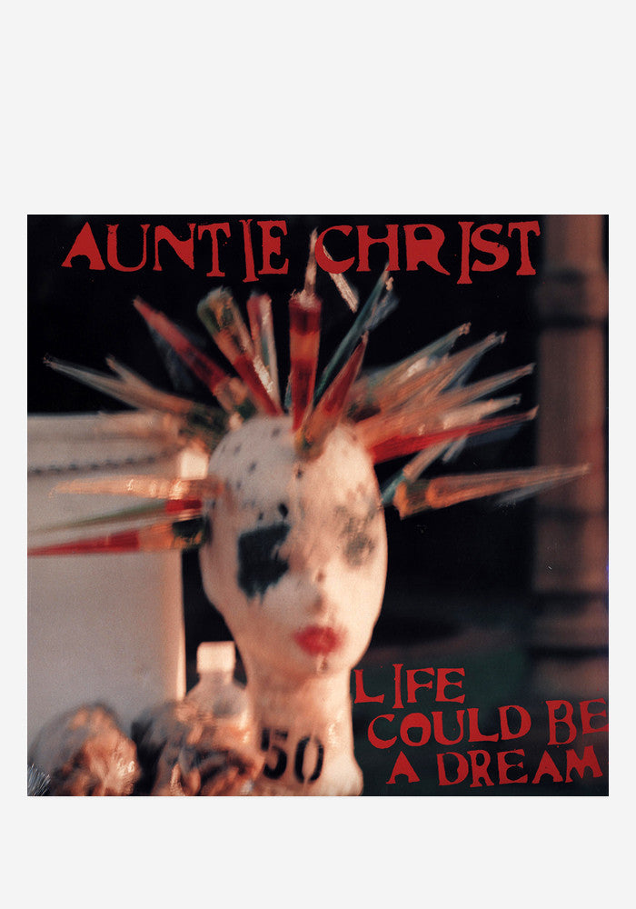 AUNTIE CHRIST Life Could Be A Dream LP