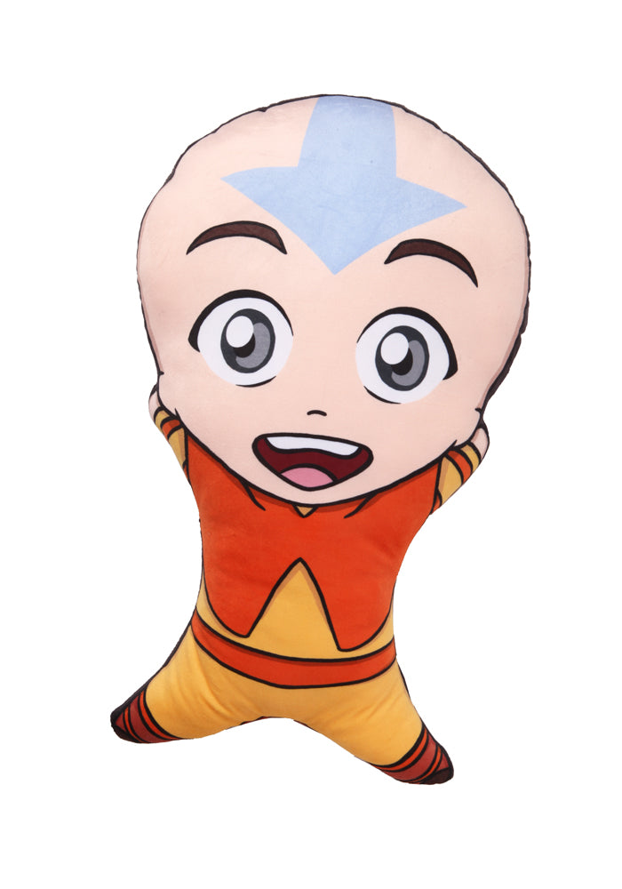 "AVATAR Avatar: The Last Airbender Aang Hug Me Pillow 20"" Plush"