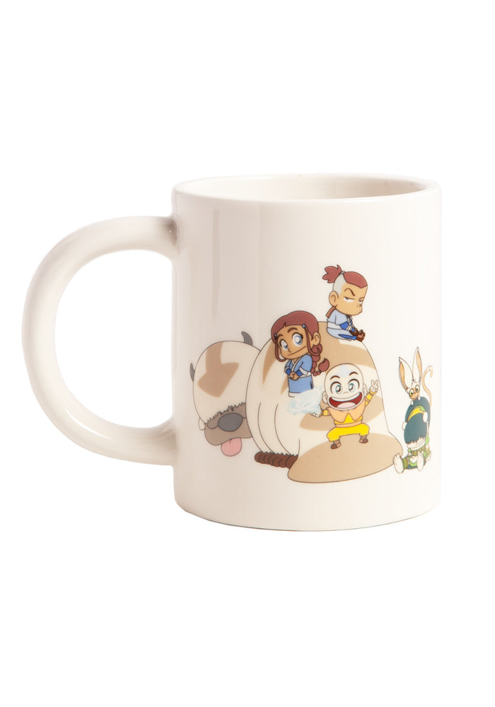 AVATAR Appa Inside Molded Mug