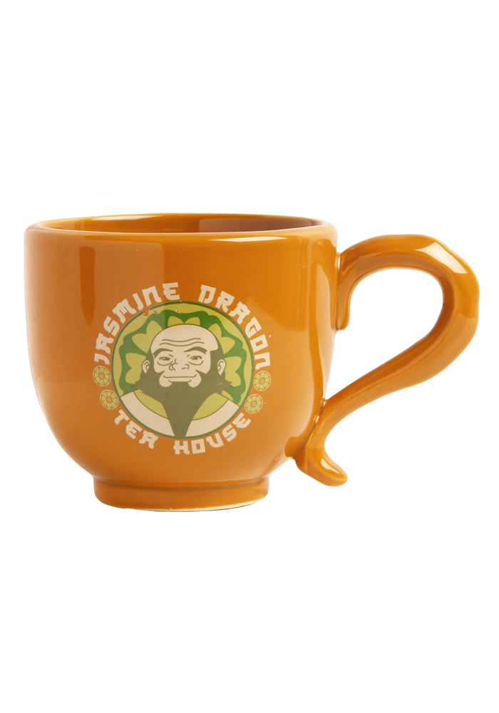 AVATAR Iroh's Jasmine Dragon Tea House Mug