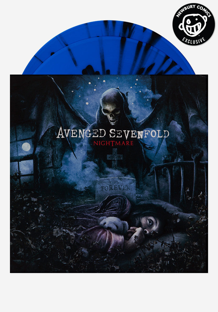 AVENGED SEVENFOLD Nightmare Exclusive 2 LP