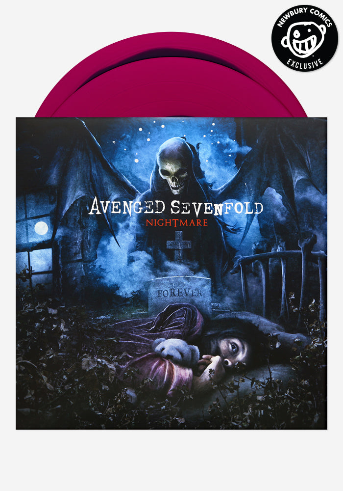 AVENGED SEVENFOLD Nightmare Exclusive 2LP
