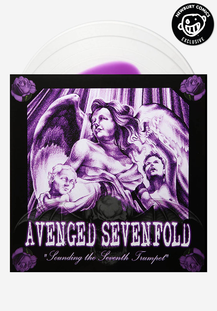 AVENGED SEVENFOLD Sounding The Seventh Trumpet Exclusive 2LP