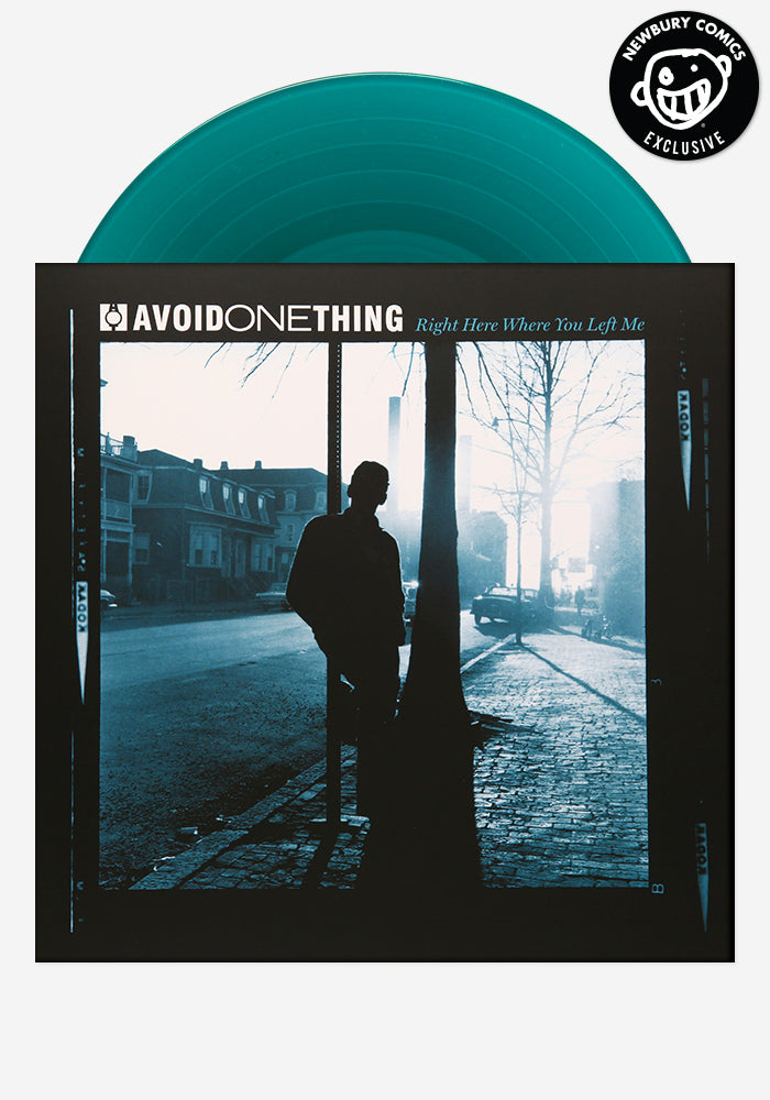 AVOID ONE THING Right Here Where You Left Me Exclusive LP
