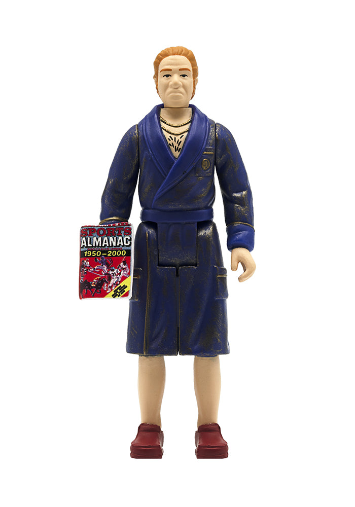 BACK TO THE FUTURE Back to the Future Part II ReAction Figure - Biff Tannen