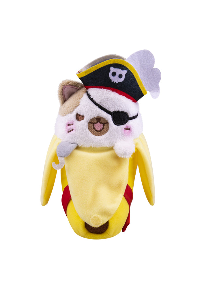 "BANANYA Pirate Bananya 8"" Plush"