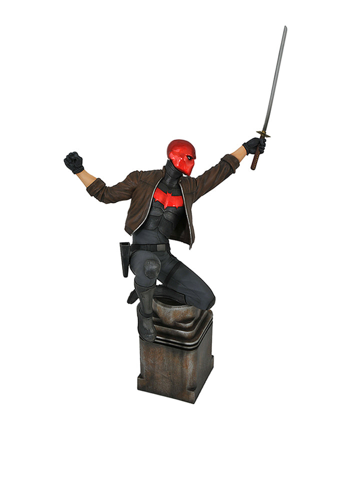 BATMAN DC Gallery Jason Todd Red Hood PVC Statue