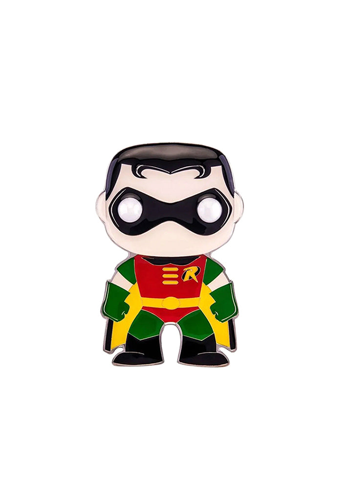 BATMAN Funko Pop! 4-Inch Enamel Pin: DC Comics - Robin