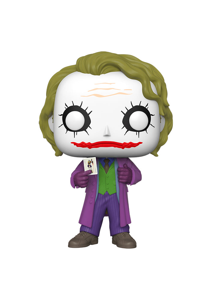 "BATMAN Funko Pop! Heroes: Batman - The Dark Knight 19"" Joker"