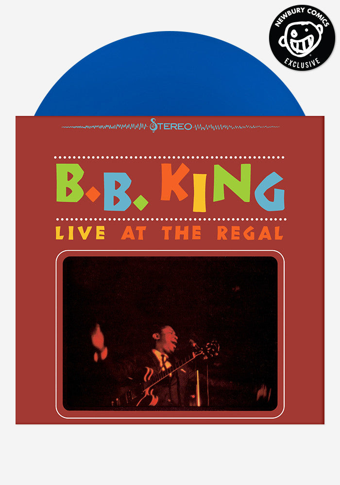 B.B. KING Live At The Regal Exclusive LP