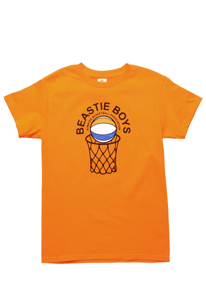 BEASTIE BOYS Atwater Basketball Association T-Shirt
