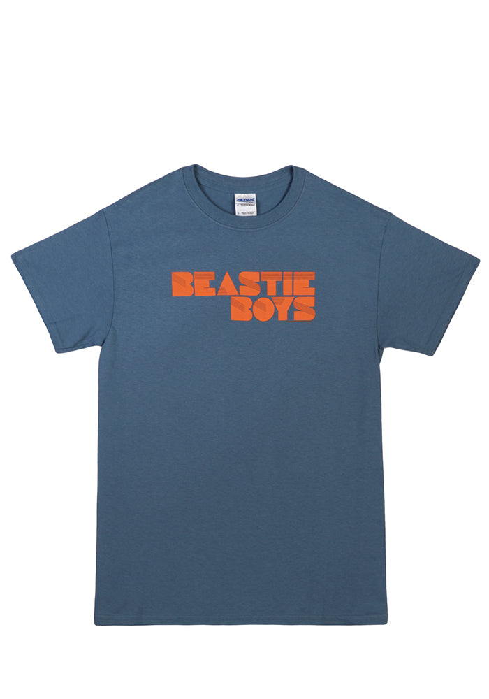 BEASTIE BOYS To The 5 Boroughs Fader Logo T-Shirt