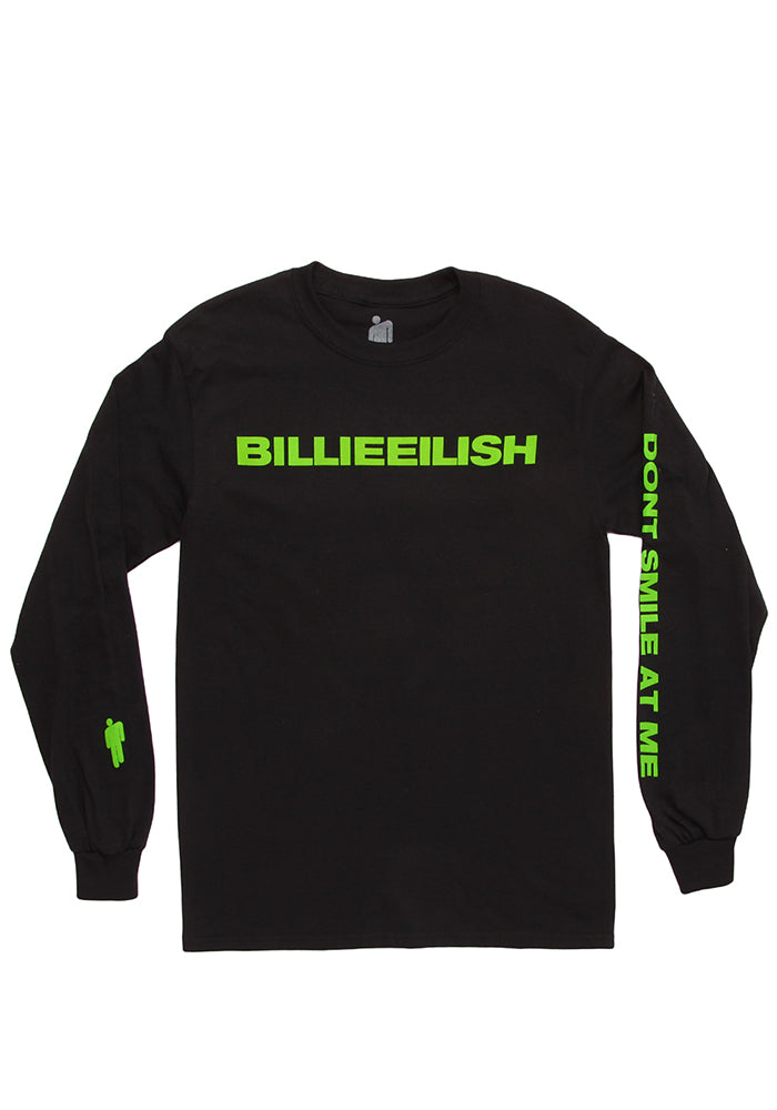 BILLIE EILISH Billie Eilish Don't Smile At Me Longsleeve T-Shirt