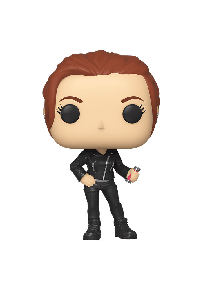 BLACK WIDOW Funko Pop! Marvel: Black Widow - Natasha Romanoff