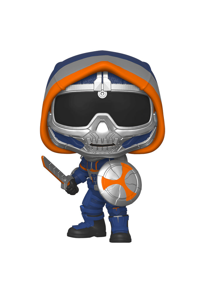 BLACK WIDOW Funko Pop! Marvel: Black Widow - Taskmaster Hood