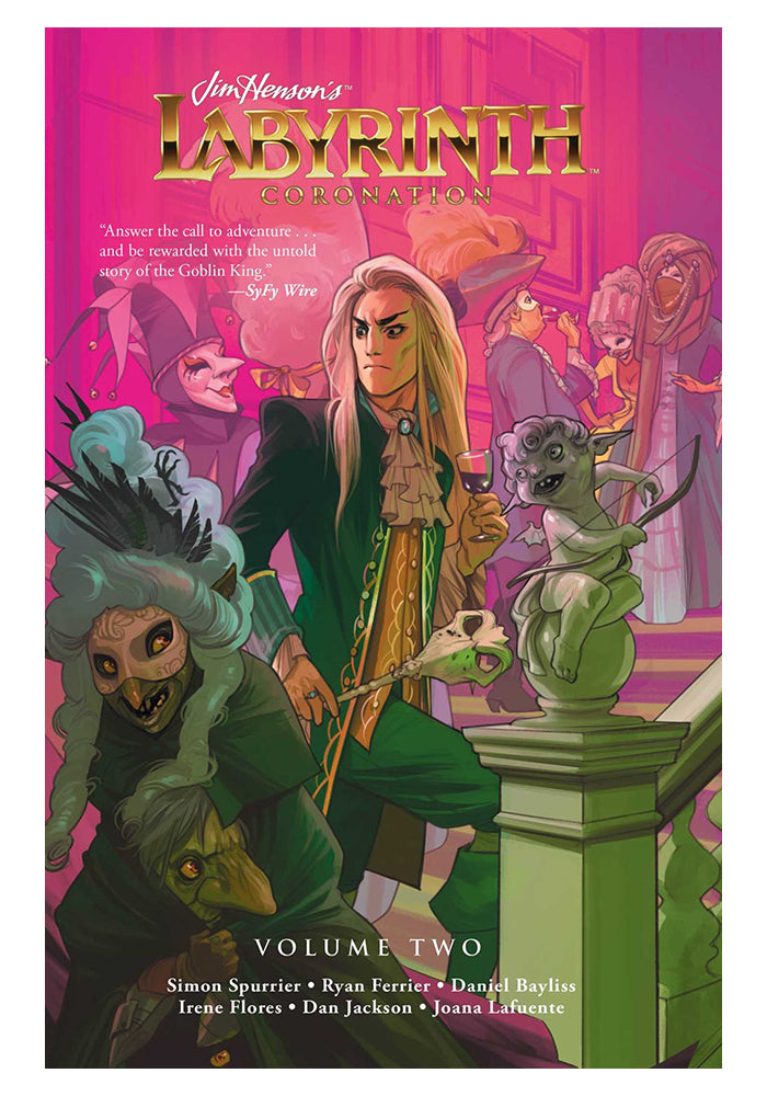 BOOM STUDIOS Jim Henson's Labyrinth: Coronation Vol. 2 Graphic Novel