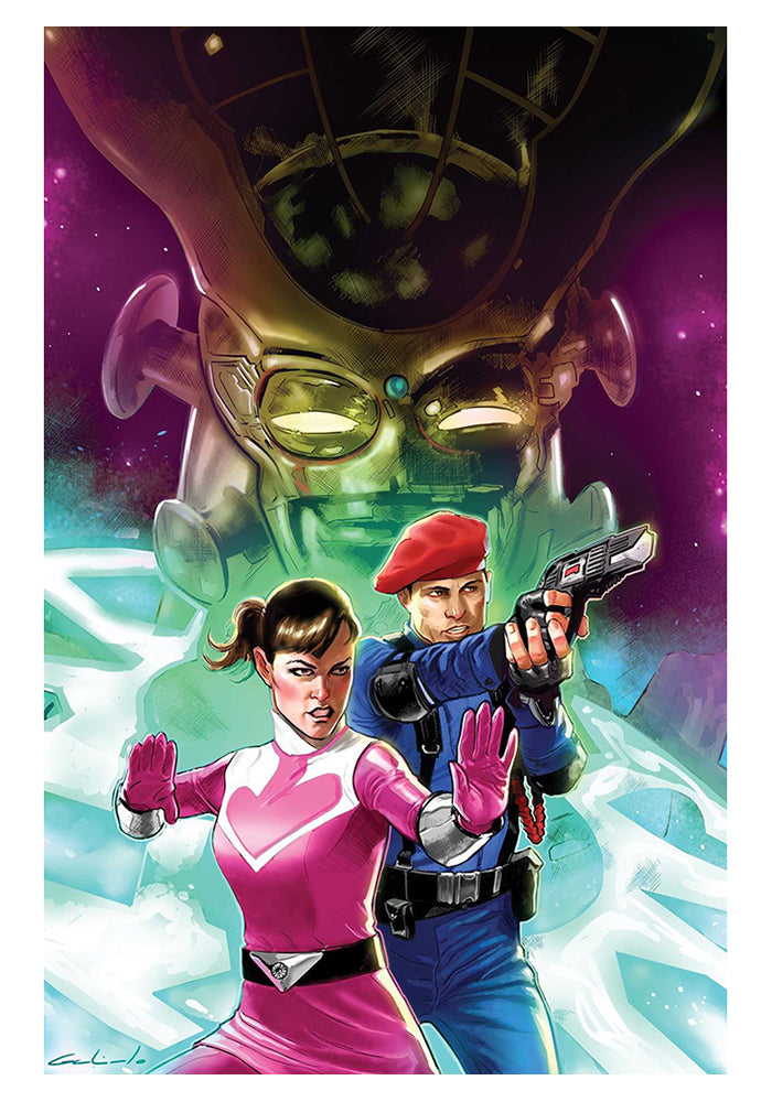 BOOM STUDIOS Power Rangers: Sins of the Future Graphic Novel