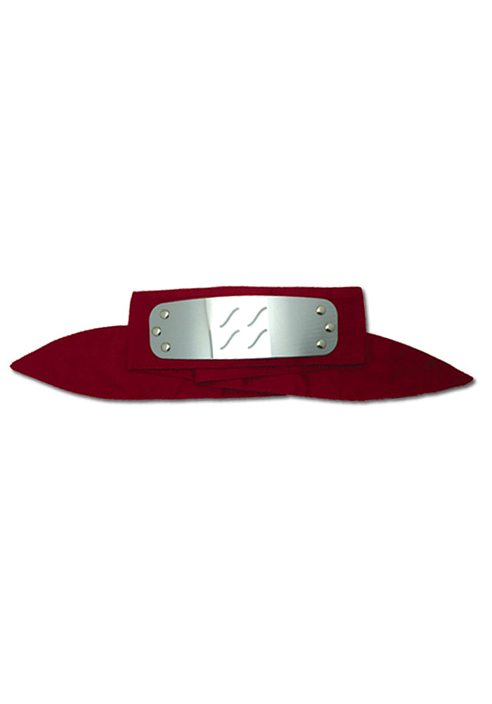 BORUTO Boruto: Naruto Next Generations Hidden Mist Logo Headband - Red