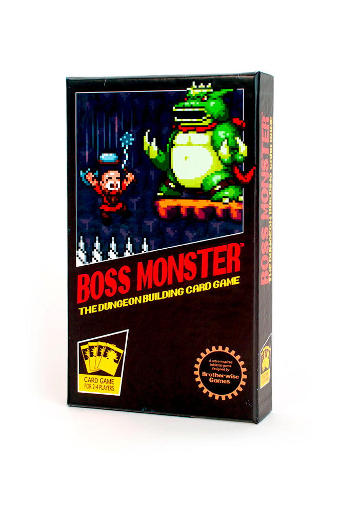 BOSS MONSTER Boss Monster: The Dungeon Building Card Game
