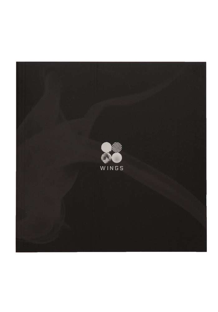 BTS Wings Vol 2 CD