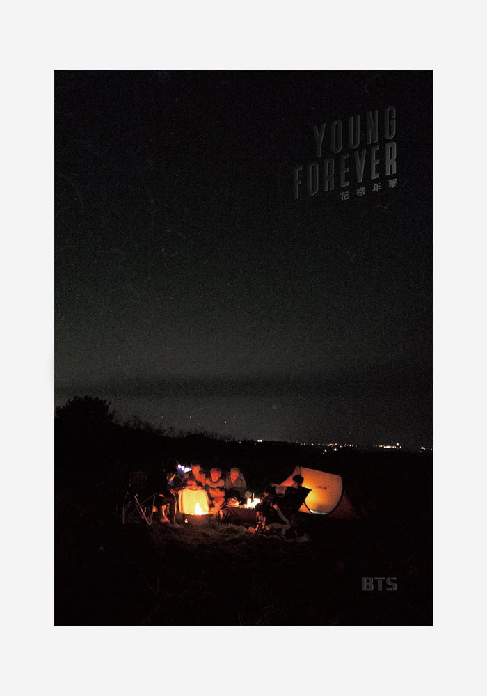 BTS Young Forever 2CD
