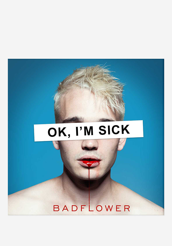 BADFLOWER OK, I'm Sick CD With Autographed Booklet
