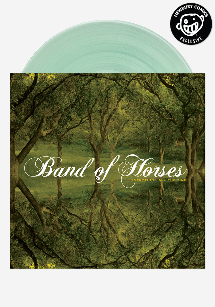 BAND OF HORSES Everything All The Time Exclusive LP