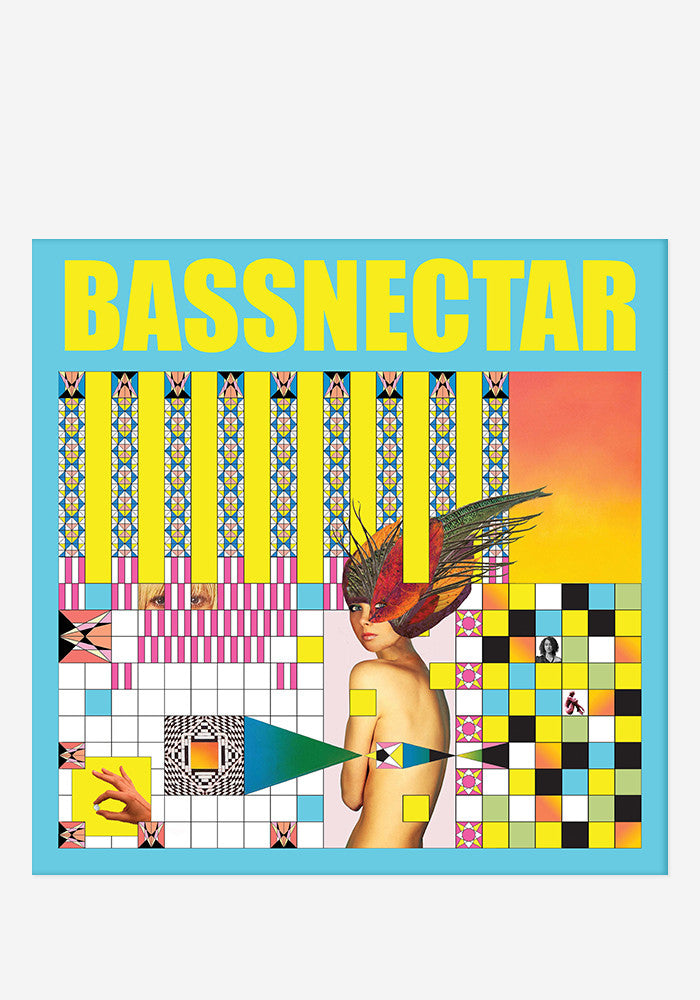 BASSNECTAR Noise vs Beauty  2 LP