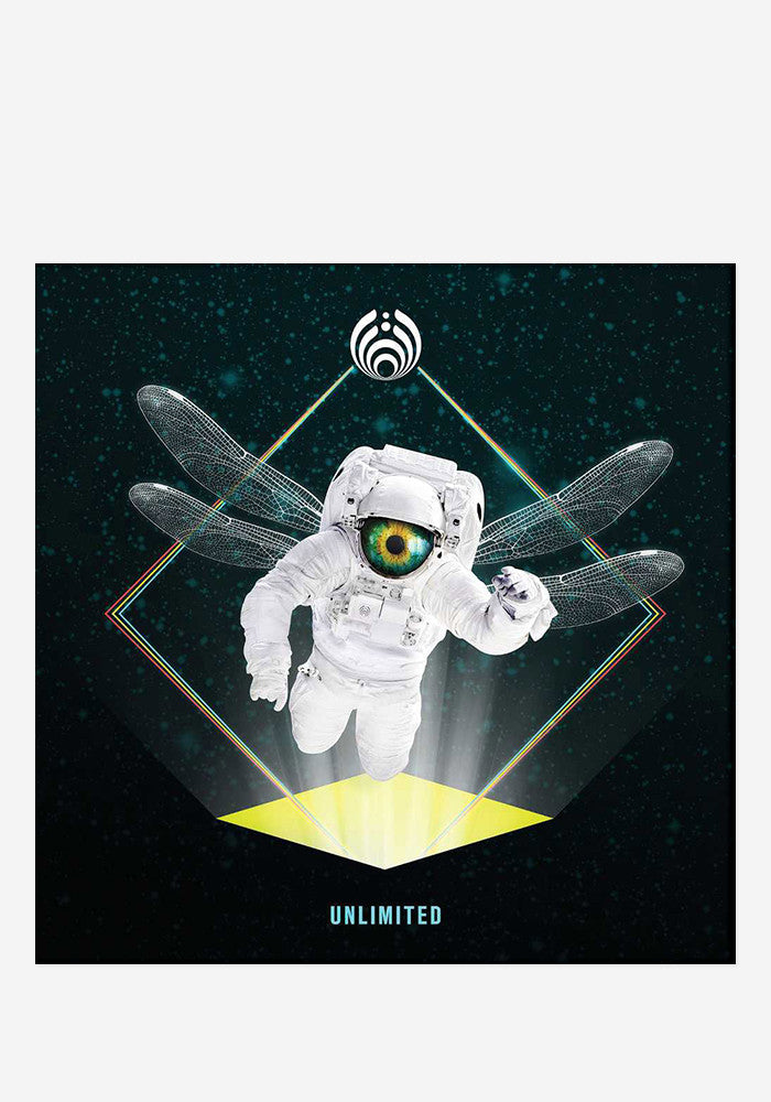 BASSNECTAR Unlimited With Autographed CD Booklet