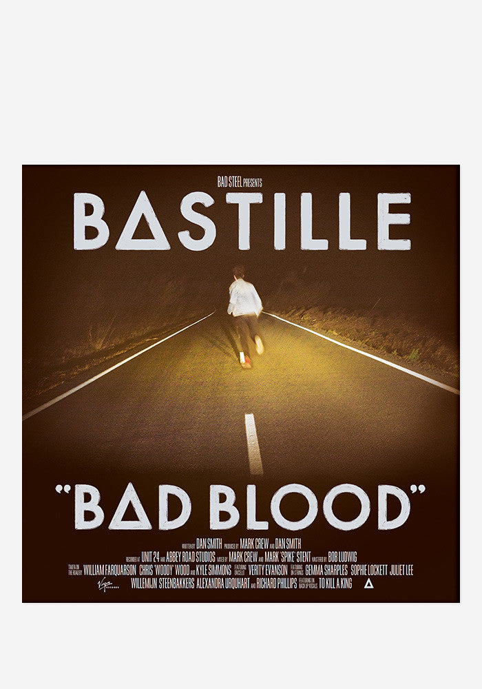 BASTILLE Bad Blood LP