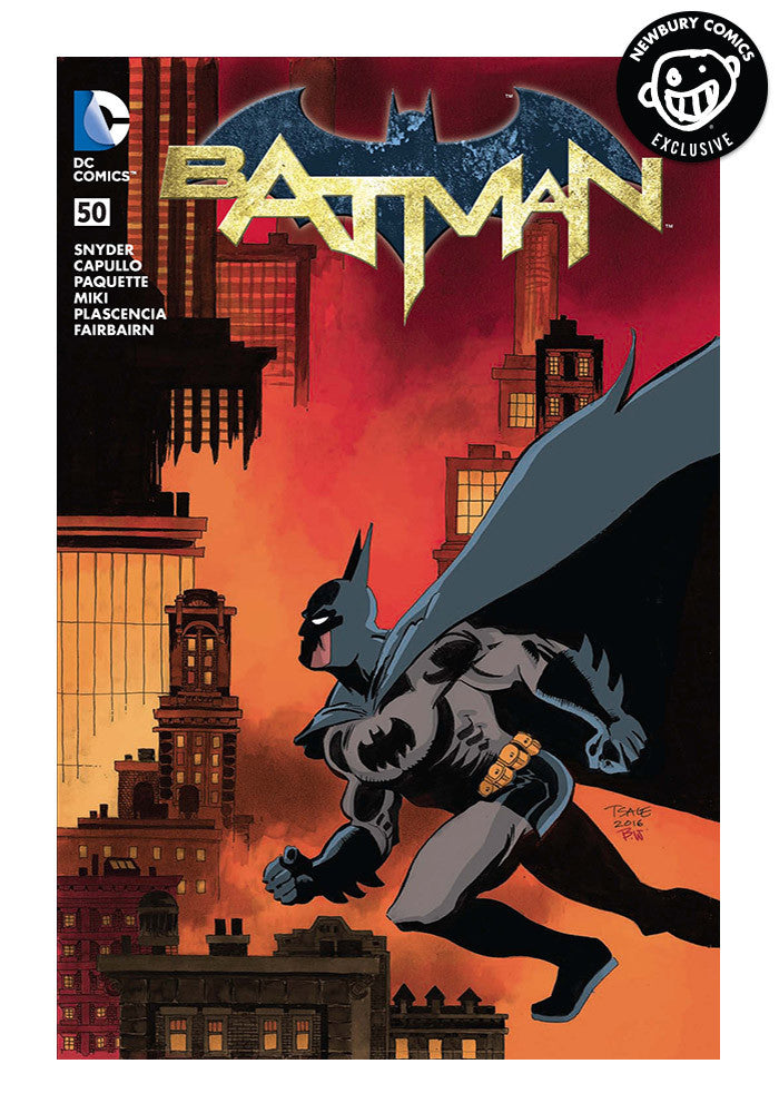 DC COMICS Batman #50 Tim Sale Variant Comic (Color)