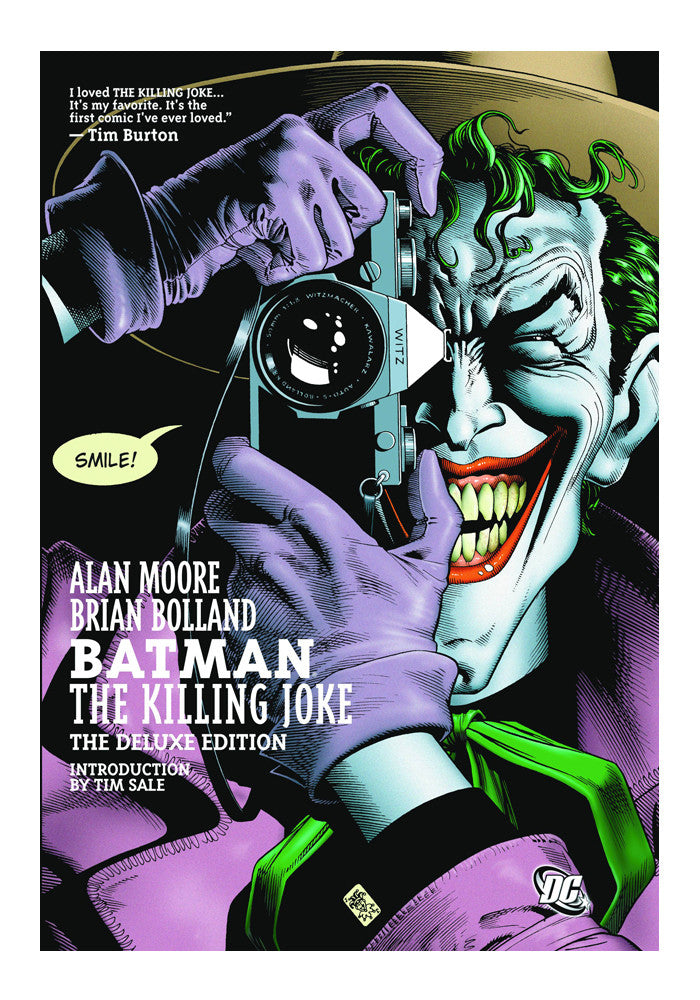 c4e9a5da153f DC COMICS-Batman  The Killing Joke (Special Edition) Graphic Novel ...