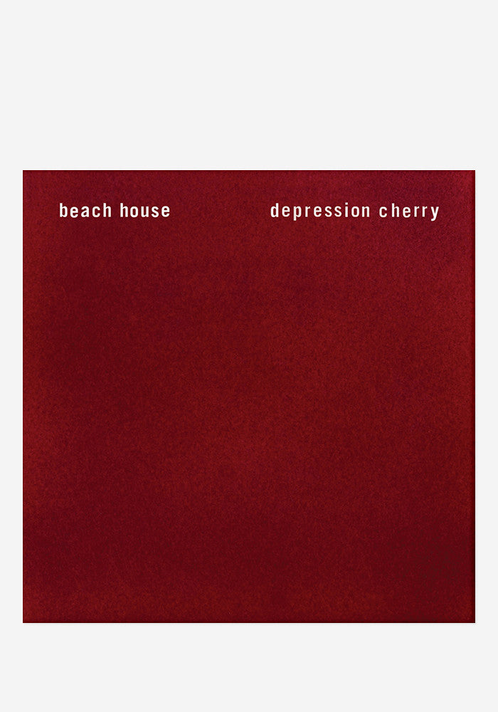 BEACH HOUSE Depression Cherry LP