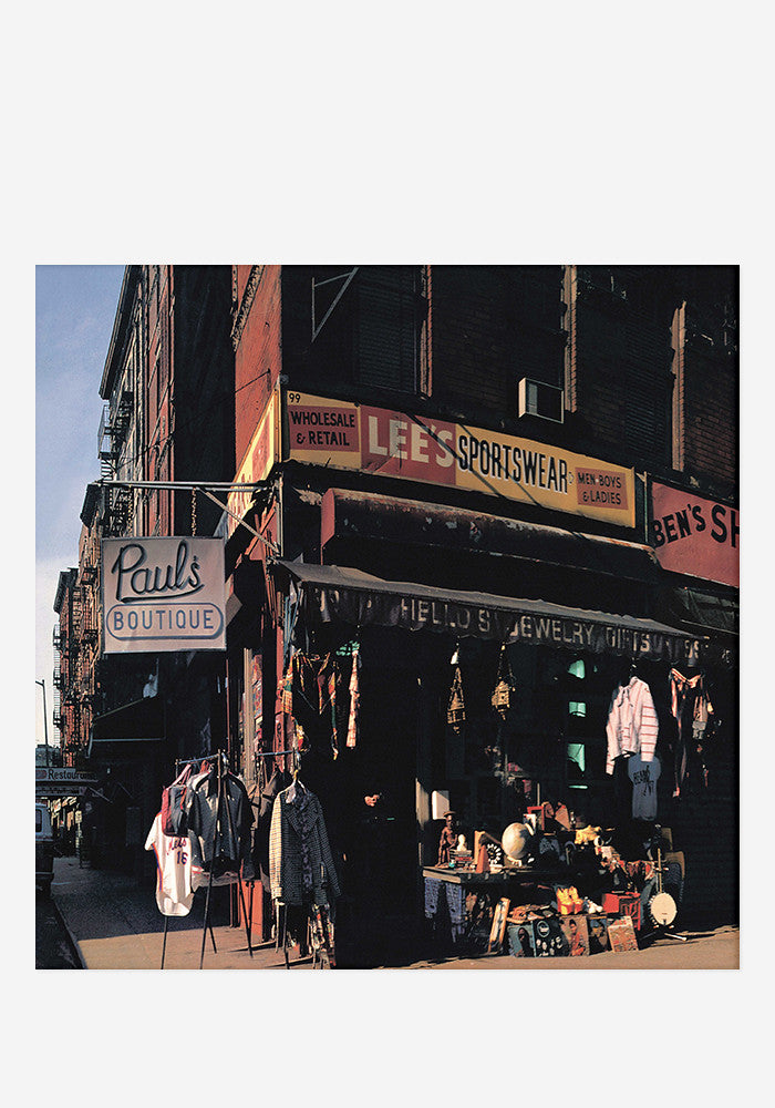 BEASTIE BOYS Paul's Boutique (20th Anniversary Edition) LP