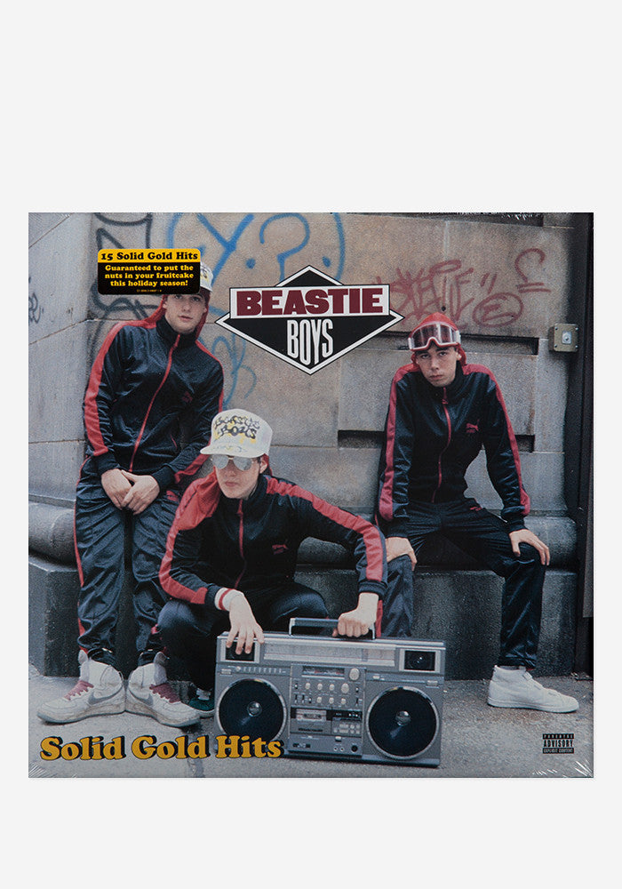 BEASTIE BOYS Solid Gold Hits 2 LP