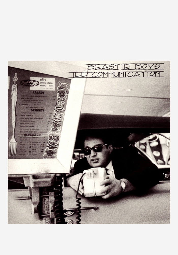 BEASTIE BOYS Ill Communication 2LP (Color)