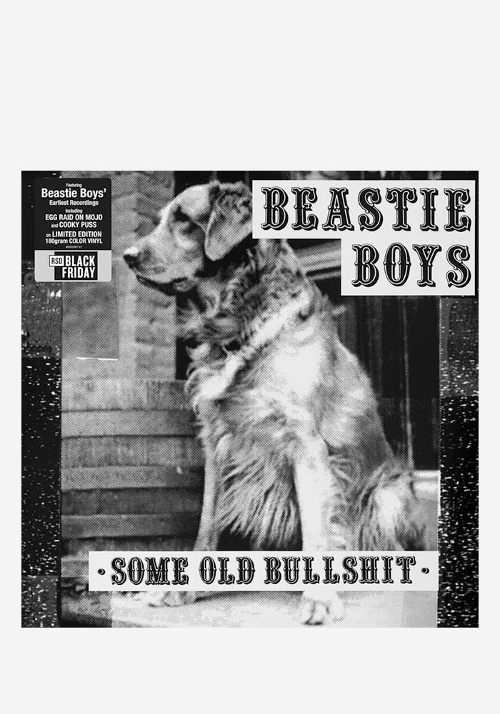 BEASTIE BOYS Some Old Bullshit LP (Color)