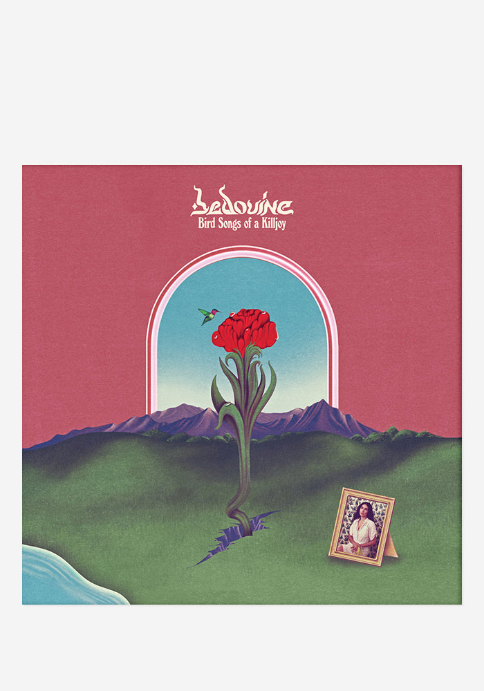 BEDOUINE Bird Songs Of A Killjoy CD With Autographed Booklet