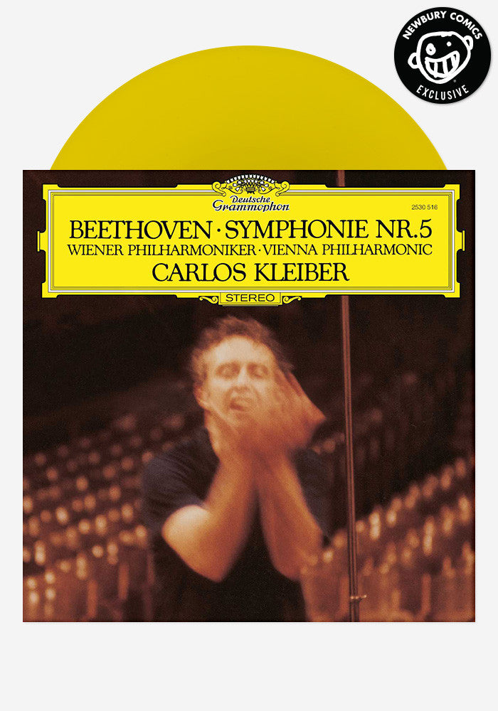 BEETHOVEN Symphony No. 5 - Carlos Kleiber Exclusive LP