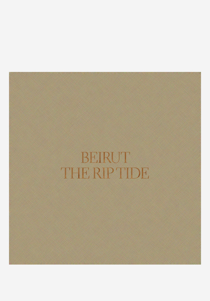 BEIRUT The Rip Tide LP