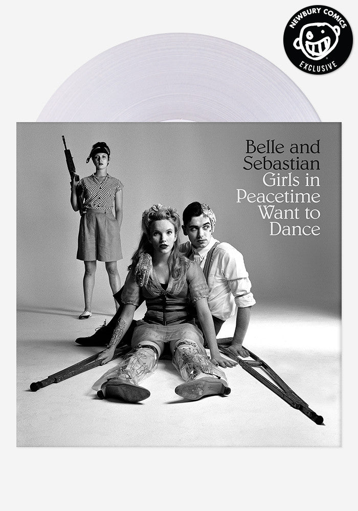BELLE AND SEBASTIAN Girls In Peacetime Want To Dance Exclusive 2 LP