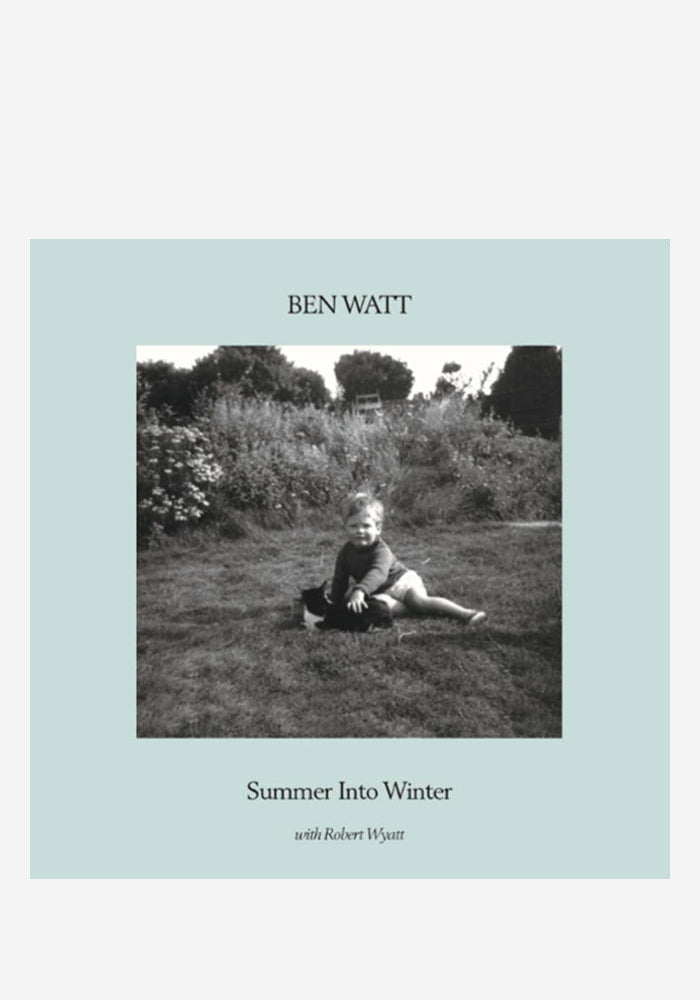 BEN WATT / ROBERT WYATT Summer Into Winter EP (Color)