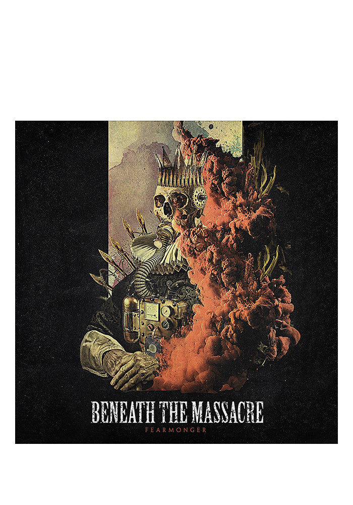 BENEATH THE MASSACRE Fearmonger LP