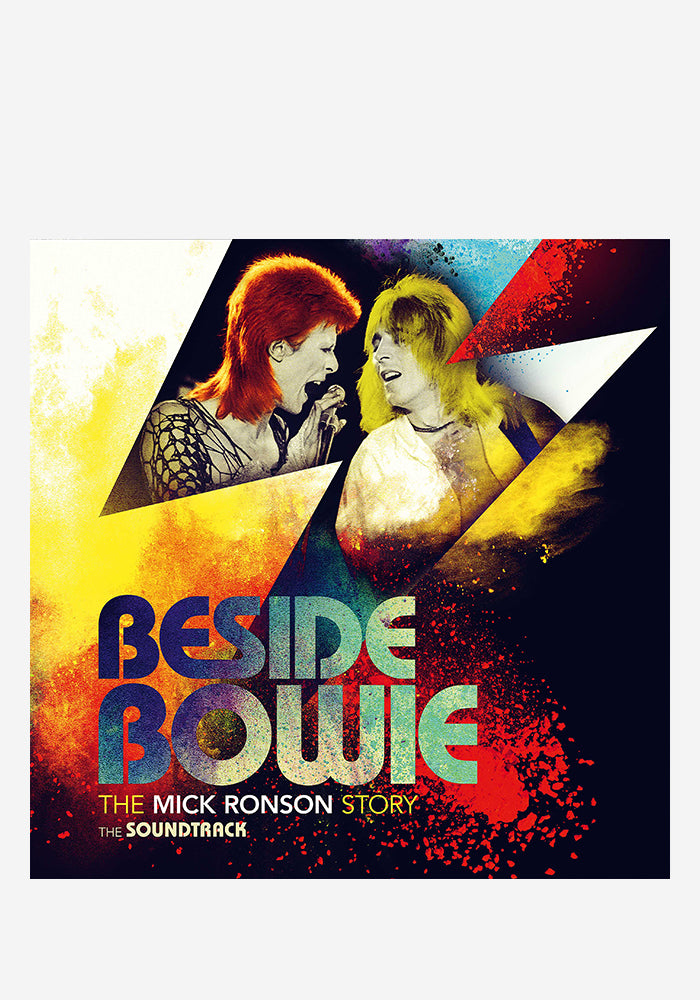 VARIOUS ARTISTS Soundtrack - Beside Bowie: The Mick Ronson Story 2LP (Color)
