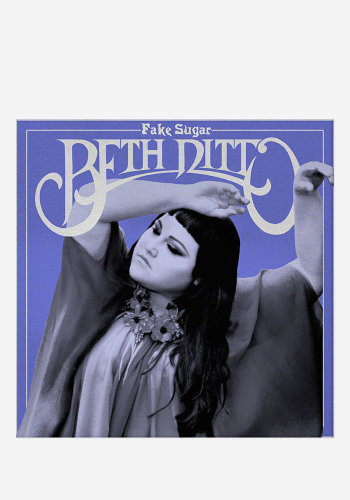 BETH DITTO Fake Sugar With Autographed CD Booklet