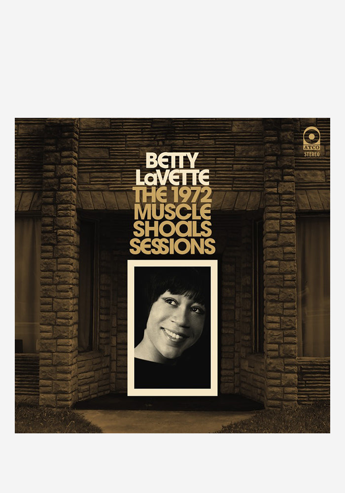 BETTYE LAVETTE The 1972 Muscle Shoals Sessions LP