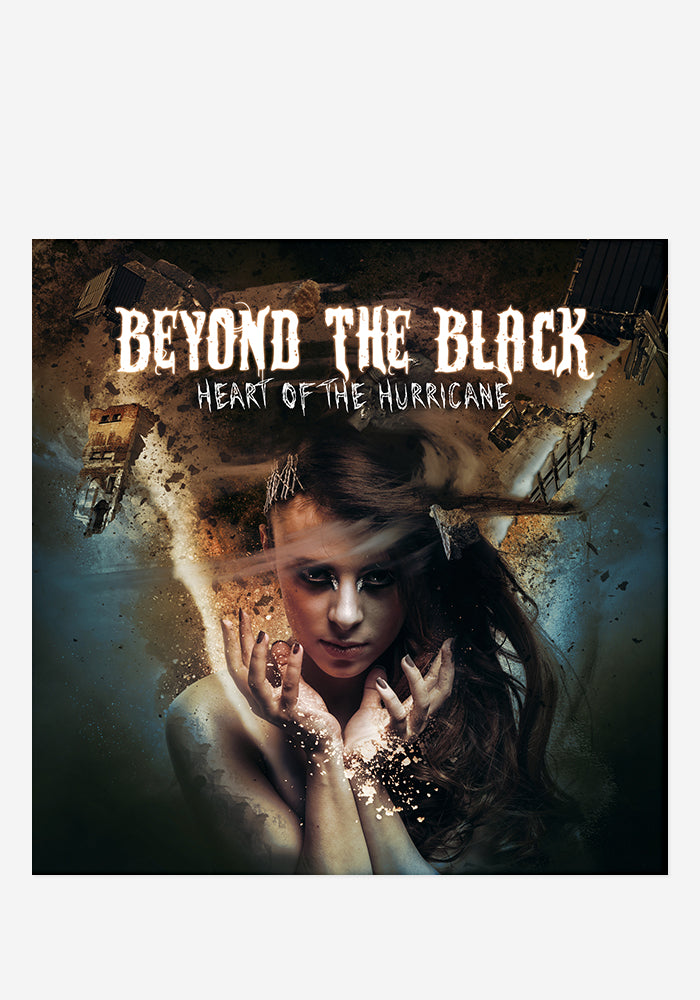 BEYOND THE BLACK Heart Of The Hurricane CD With Autographed Booklet